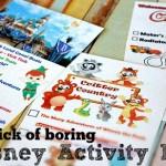 Disneyland Book-Guest Post