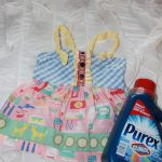 Kicking Stains with Purex Plus Clorox Stain Fighting